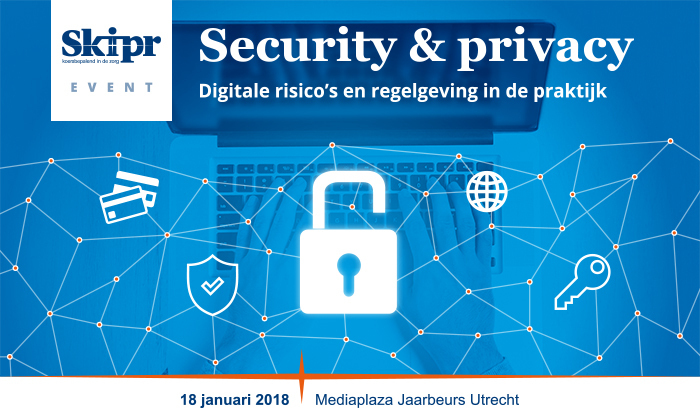 Security & privacy   18 januari 2018