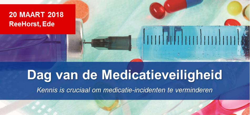 Dag van de Medicatieveiligheid   20 maart 2018