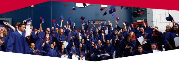 Master Graduation Ceremony 2017