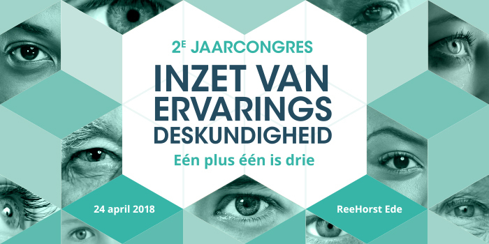 Congres Ervaringsdeskundigen | 24 april 2018