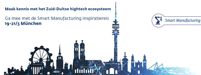 Smart Manufacturing inspiratiereis München
