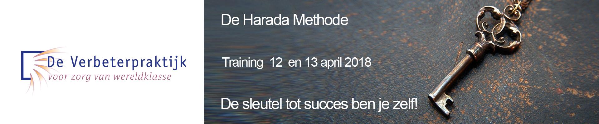 Harada training verwijderen