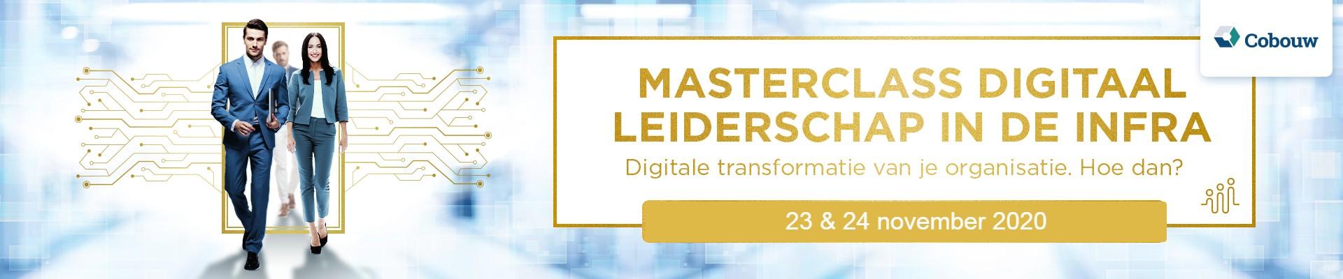 Digitaal leiderschap Bouw 2020