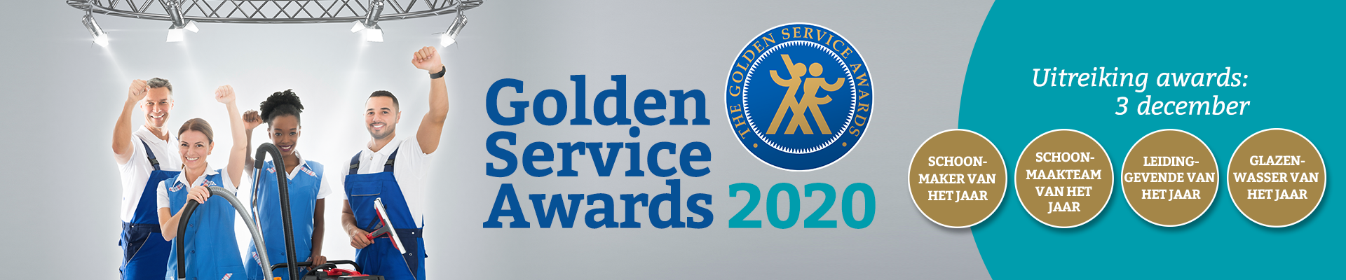 Golden Service Awards 2020